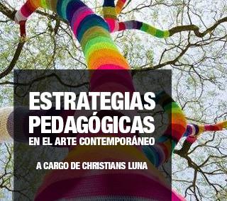 Estrategias pedagógicas en el Arte Contemporáneo