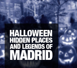 Halloween hidden places and legends